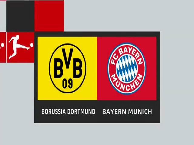 Borussia Dortmund 1-3Bayern Munich