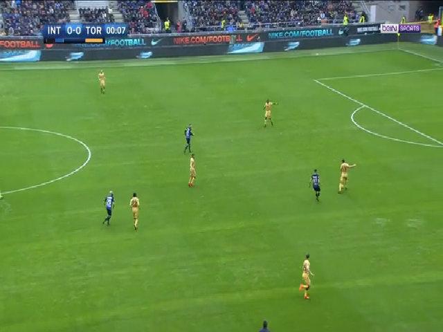 Inter 1-1 Torino