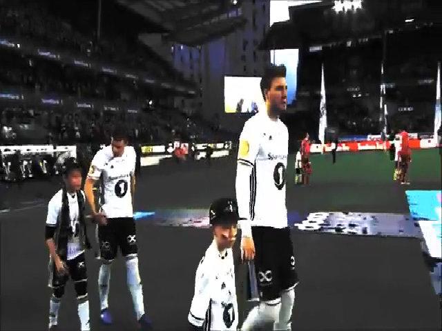 Nicklas Bendtner goals Rosenborg