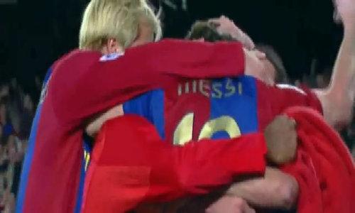 Ronaldinho: 'Nếu Messi quyết định rời Barca, tôi sẽ ủng hộ'
