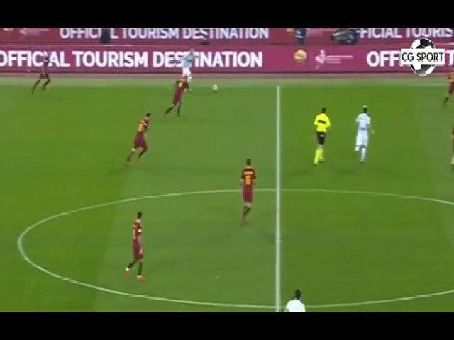 Roma 2-1 Lazio