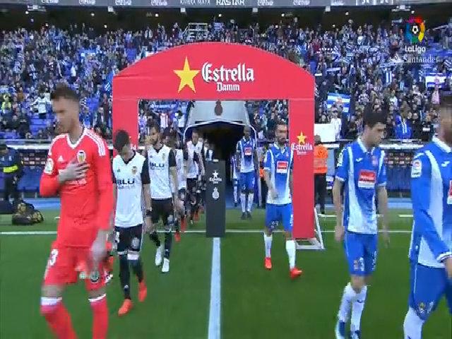 Espanyol 0-2 Valencia