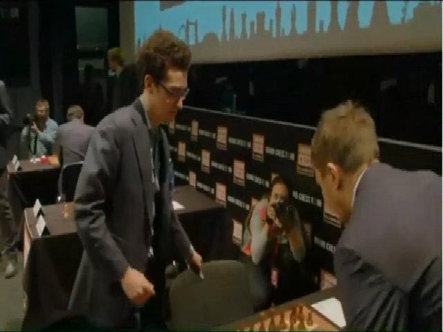 Sergey Karjakin vs Fabiano Caruana - London Chess Classic 2017 ván 4