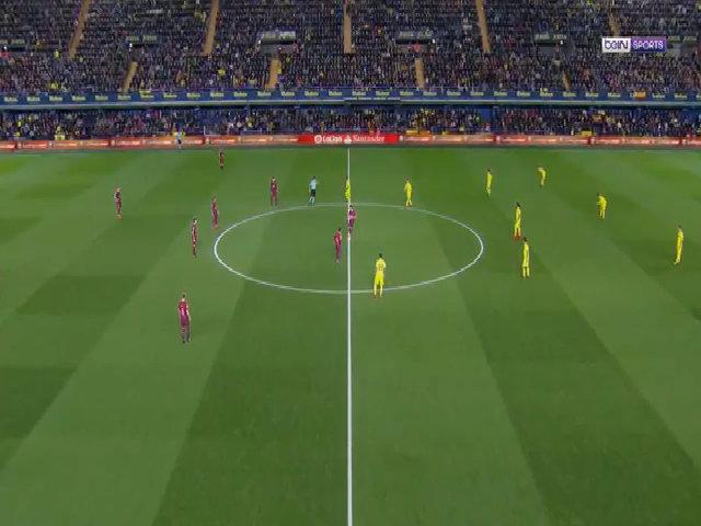 Villarreal 0-2 Barcelona