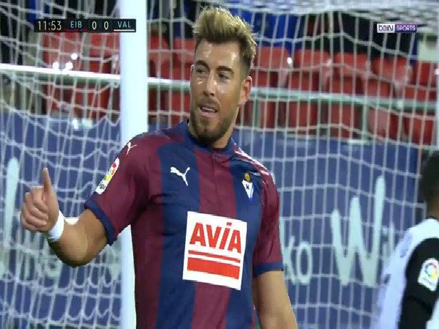 Eibar 2-1 Valencia