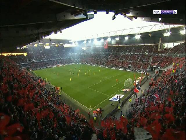 Rennes 1-4 Paris Saint Germain