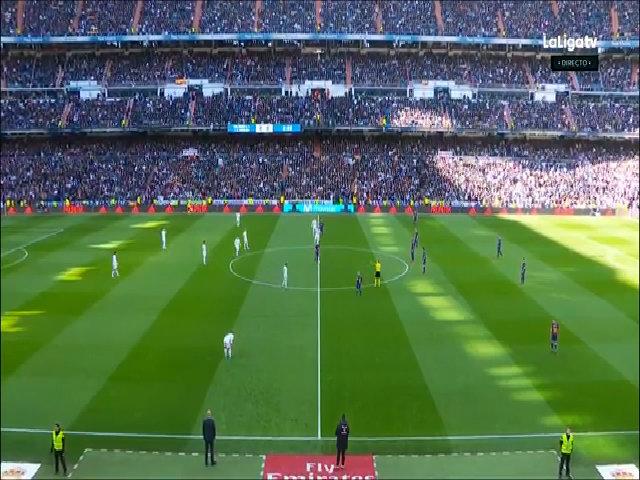 Real Madrid 0-3 Barca