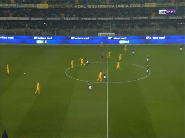 Hellas Verona 1-3 Juventus