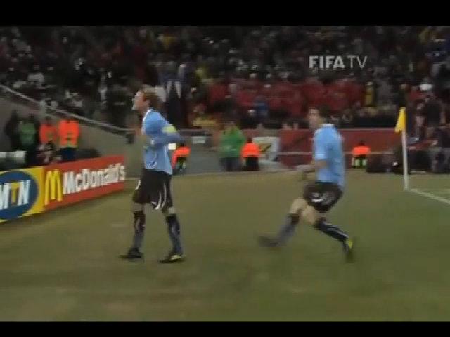 Top 10 bàn thắng của Diego Forlán