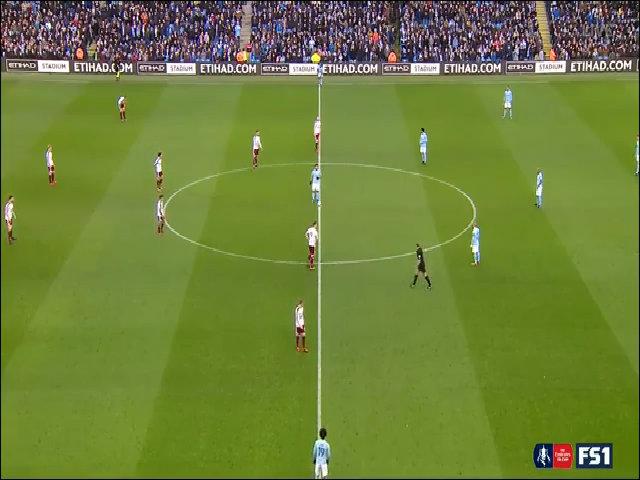 Manchester City 4-1 Burnley