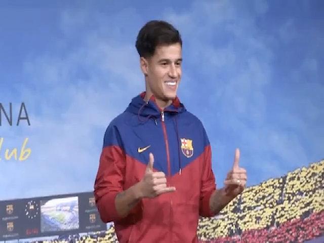 Coutinho ngỡ ngàng khi sắp được chơi cùng Messi, Suarez