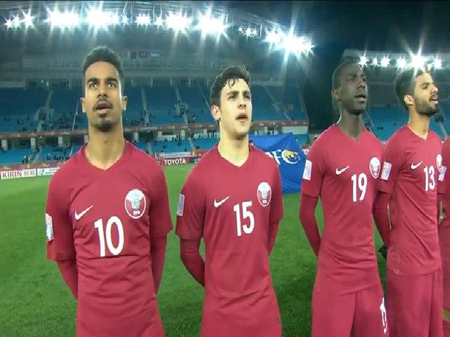 Qatar 2-1 Uzbekistan