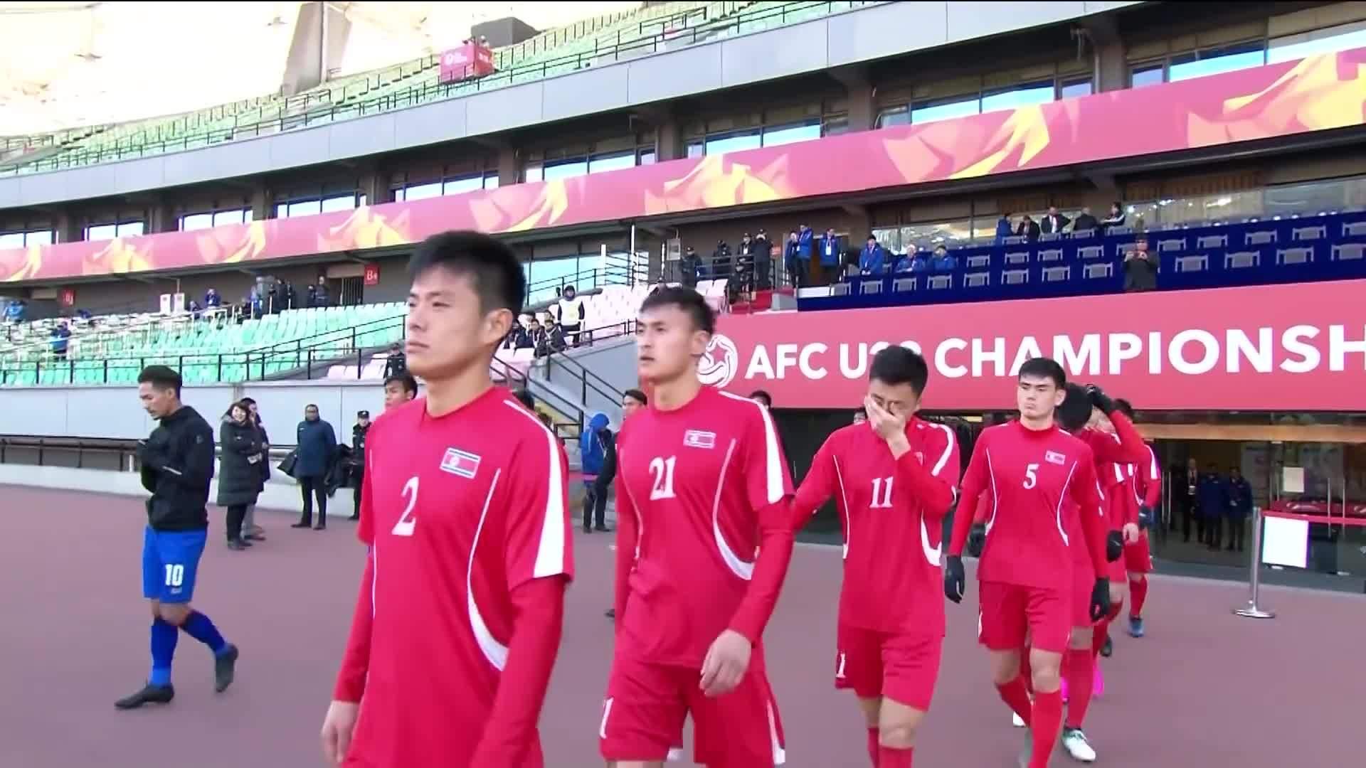 CHDCND Triều Tiên 1-0 Thái Lan