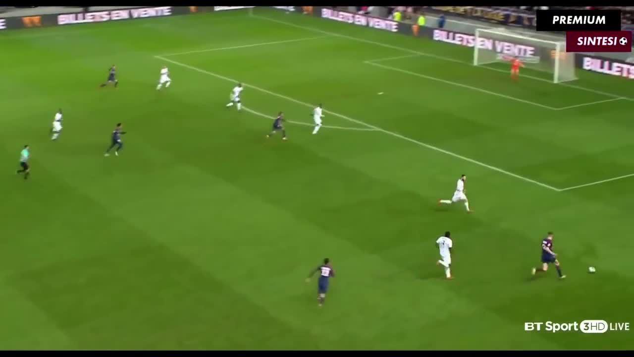 Amiens 0-2 Paris Saint Germain