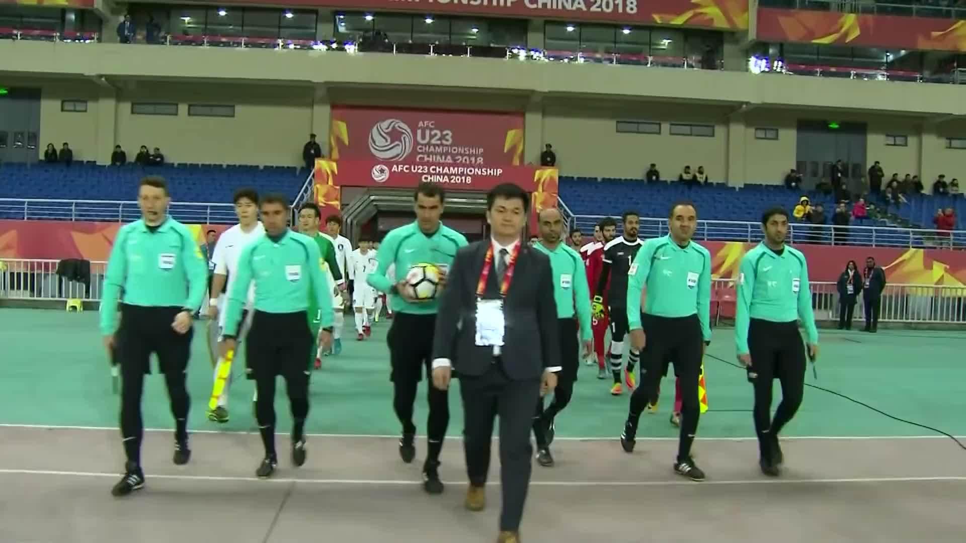 Syria 0-0 Hàn Quốc