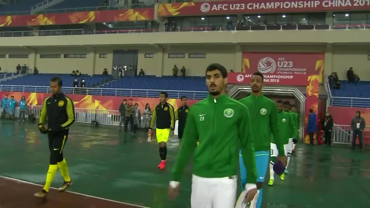 Saudi Arabia 0-1 Malaysia