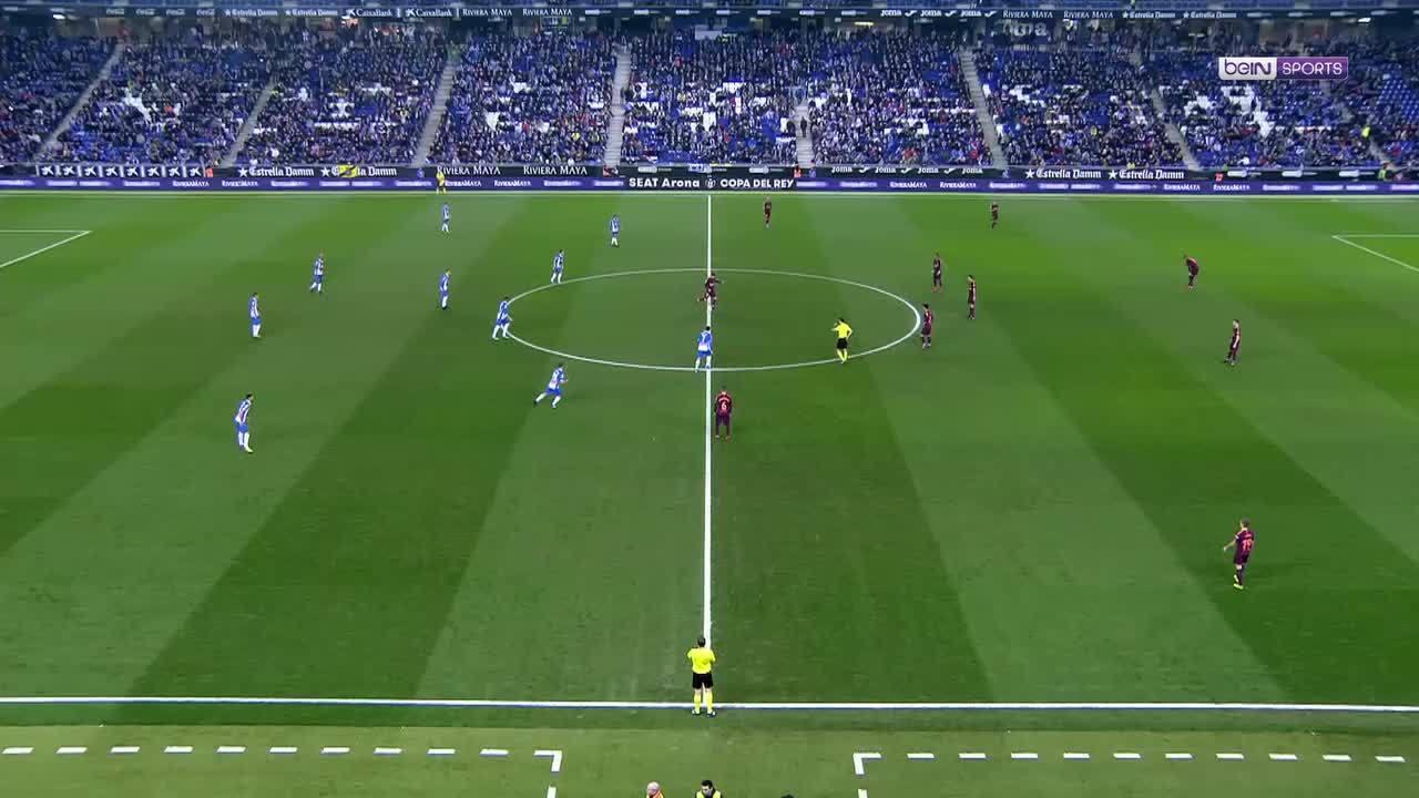 Espanyol 1-0 Barcelona