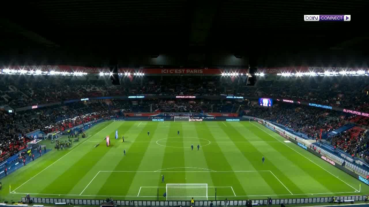 Paris Saint Germain 8-0 Dijon
