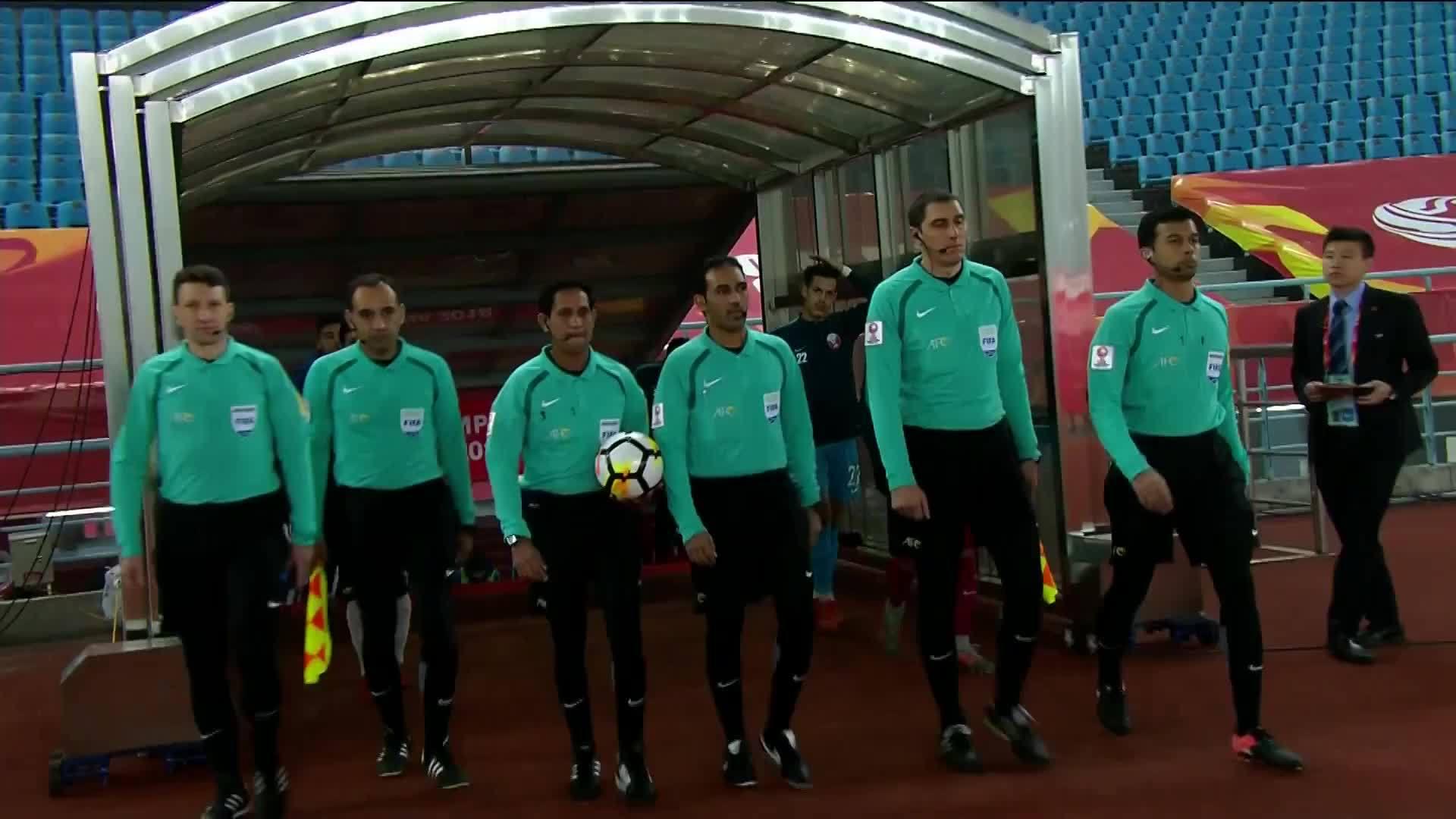 Qatar 3-2 Palestine