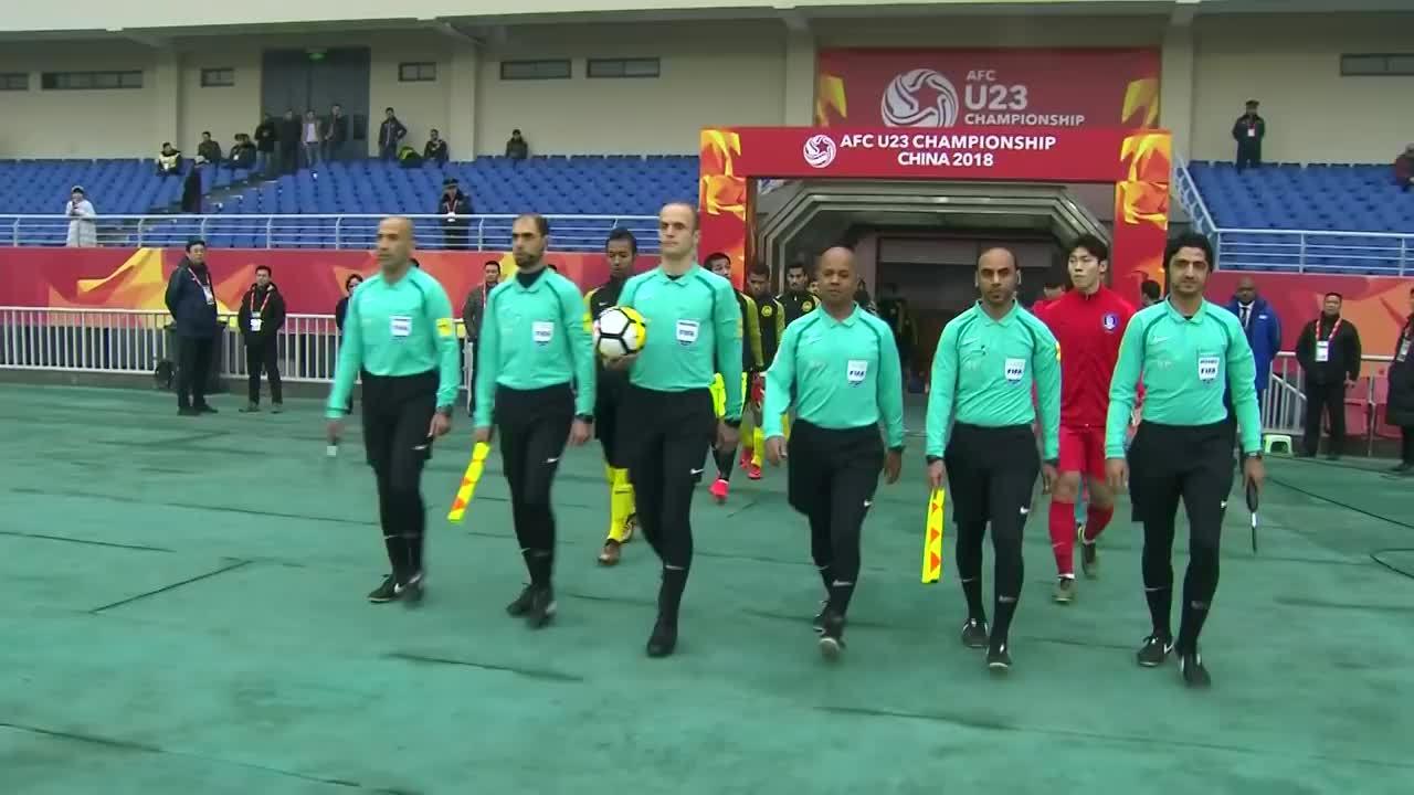 Hàn Quốc 2-1 Malaysia