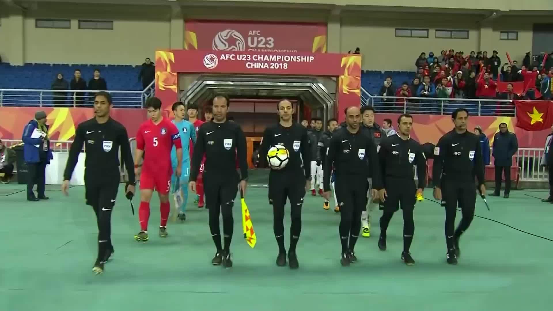 Đường tới bán kết của U23 Việt Nam