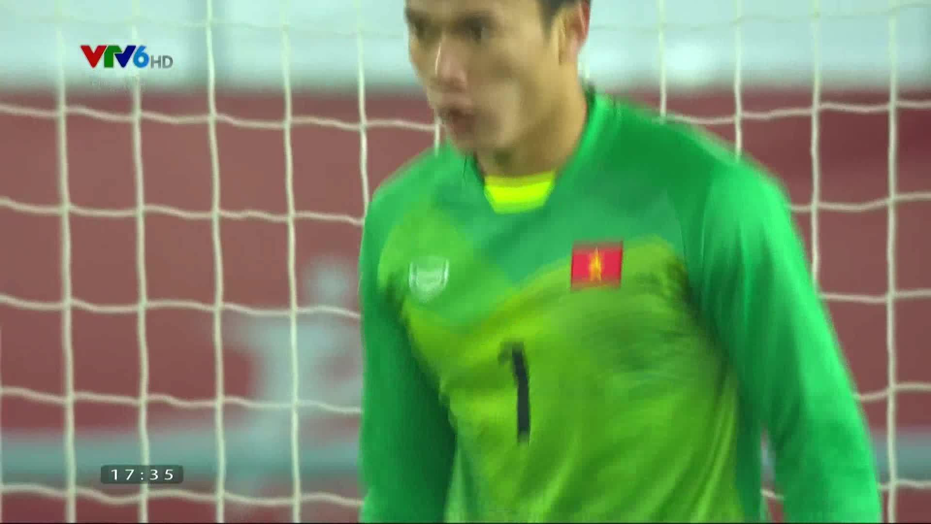 Loạt sút luân lưu đưa Việt Nam vào chung kết U23 châu Á