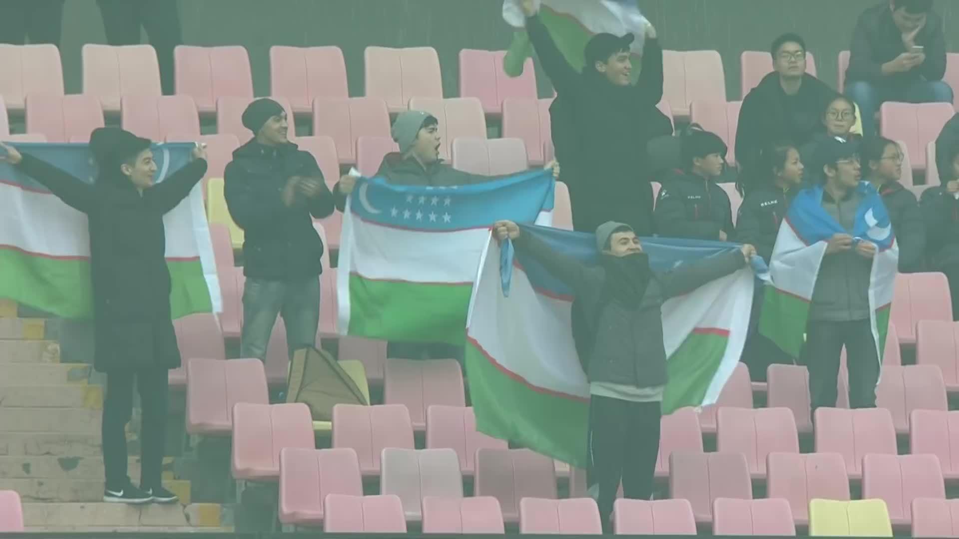 Nhật Bản 0-4 Uzbekistan