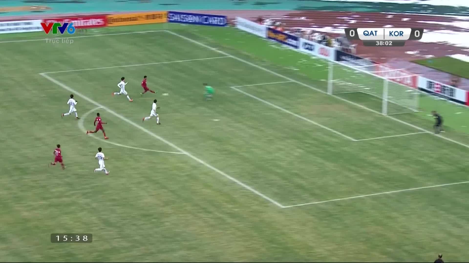 1-0 cho Qatar