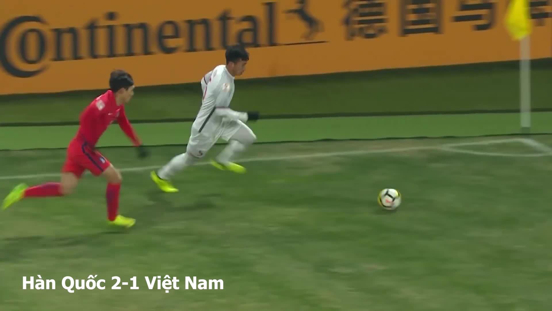 Những bàn thắng của Việt Nam ở VCK U23 châu Á