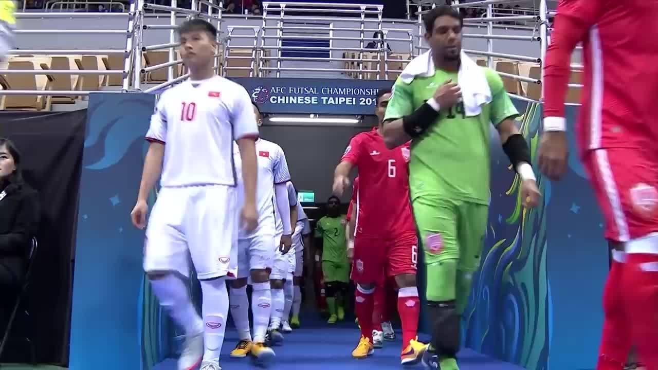 Việt Nam 2-1 Bahrain