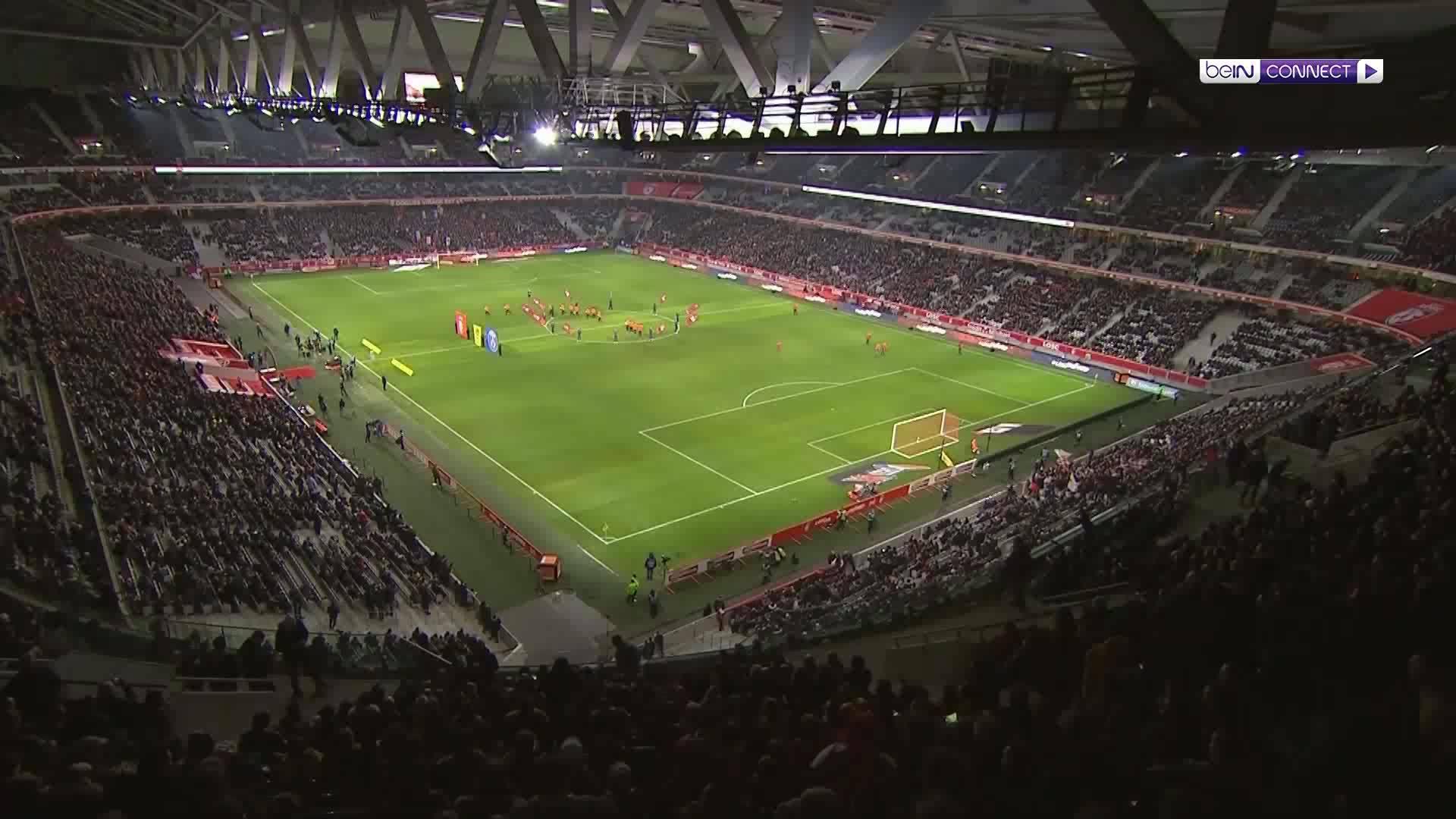 Lille 0-3 Paris Saint Germain