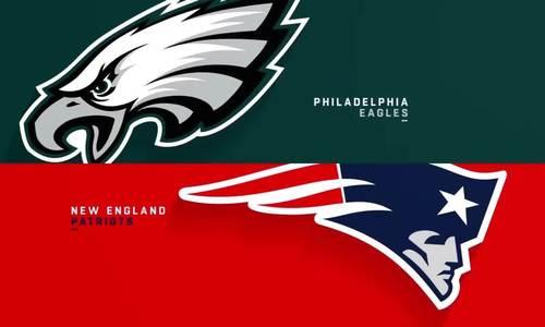 Eagles - Patriots