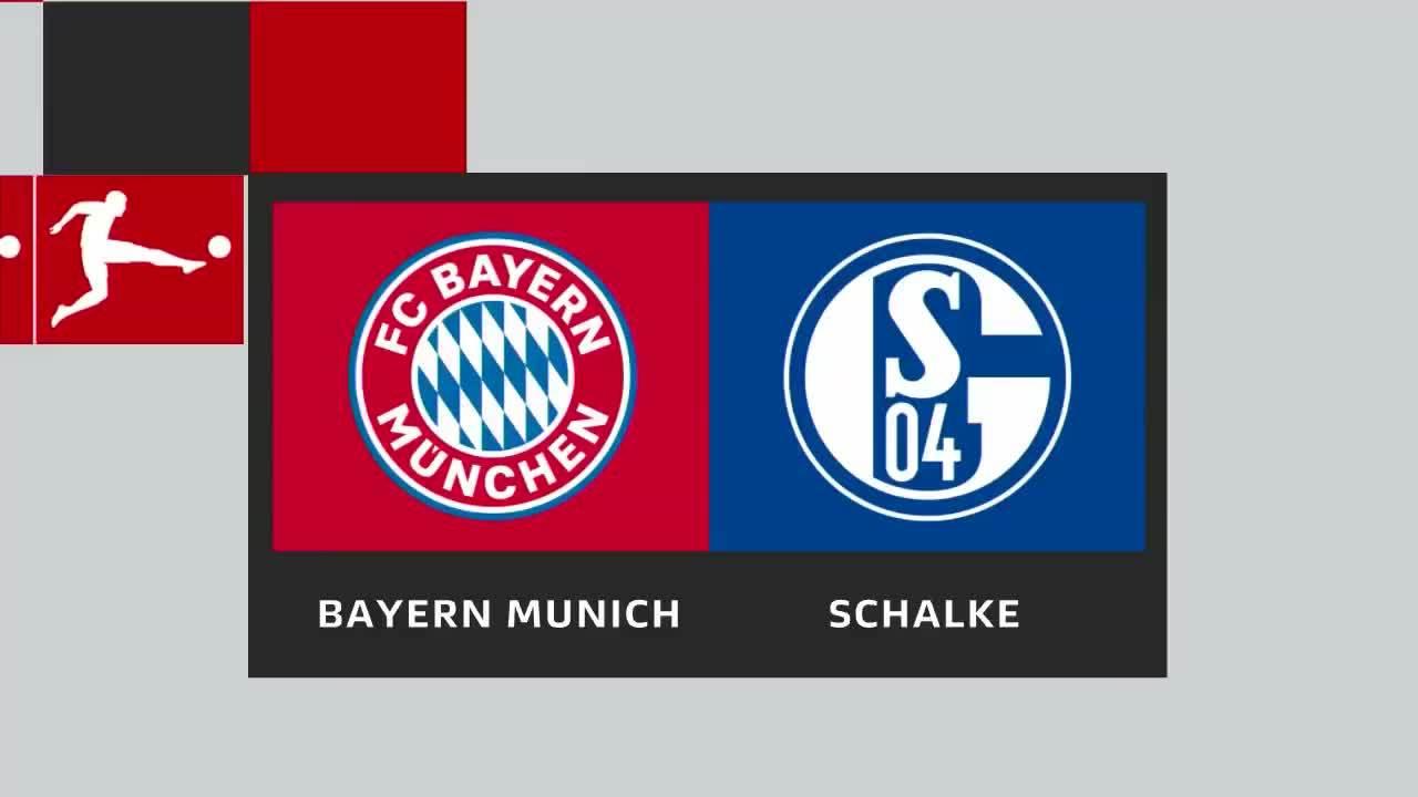 Bayern Munich 5-2 Schalke 04