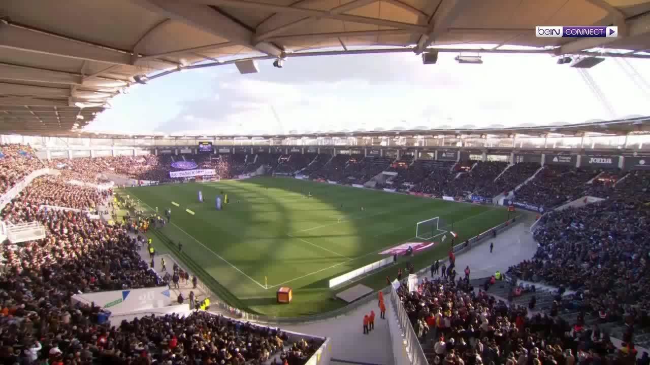 Toulouse 0-1 Paris Saint Germain