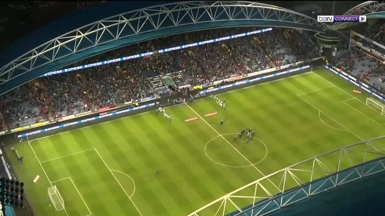 Huddersfield 0-2 Man Utd