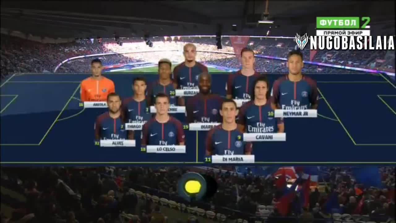 Neymar rực sáng, PSG đại thắng Strasbourg