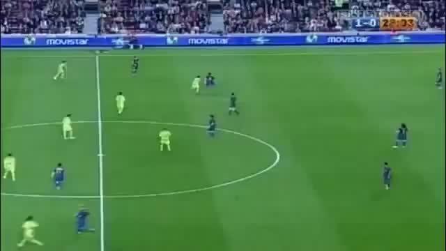 Messi vs Getafe