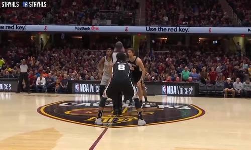 Cleveland Cavaliers - San Antonio Spurs