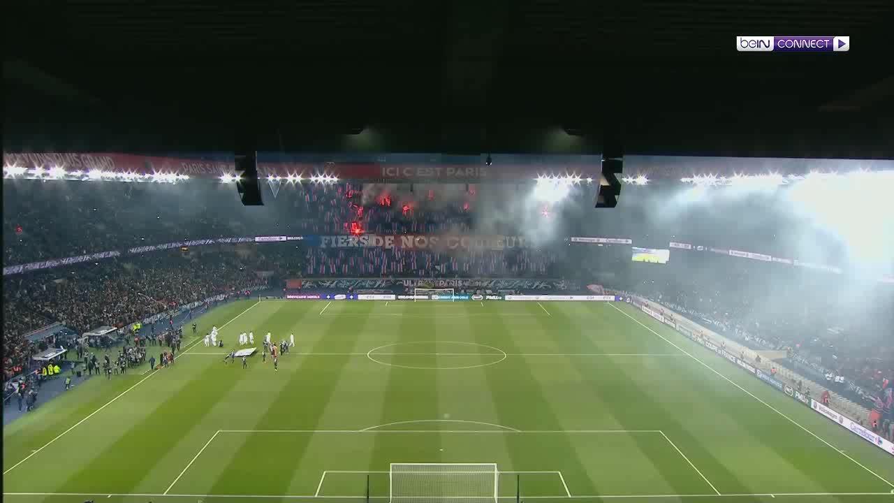 Paris Saint Germain 3-0 Marseille