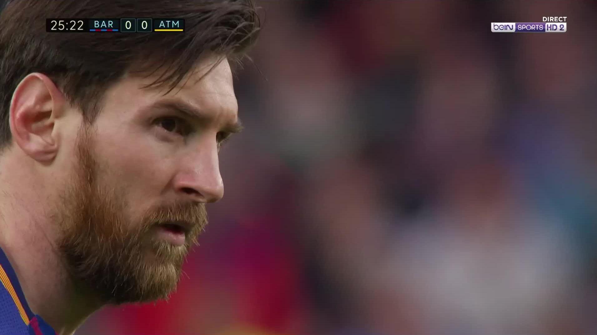 Messi ghi bàn thứ 600