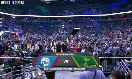 Philadelphia Sixers vs Milwaukee Bucks