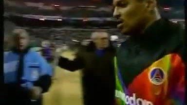 PSG 4-1 Real Madrid 1993