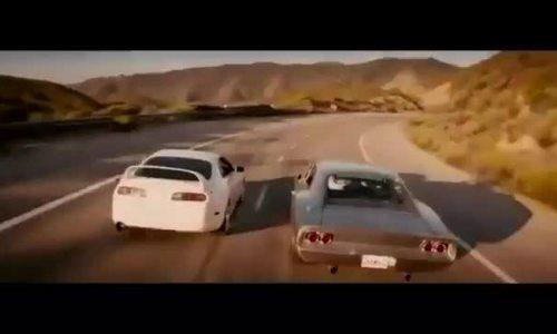 Carragher phun nước bọt Fast & Furious