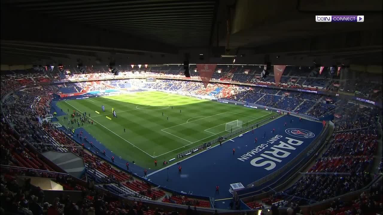 Paris Saint Germain 2-1 Angers