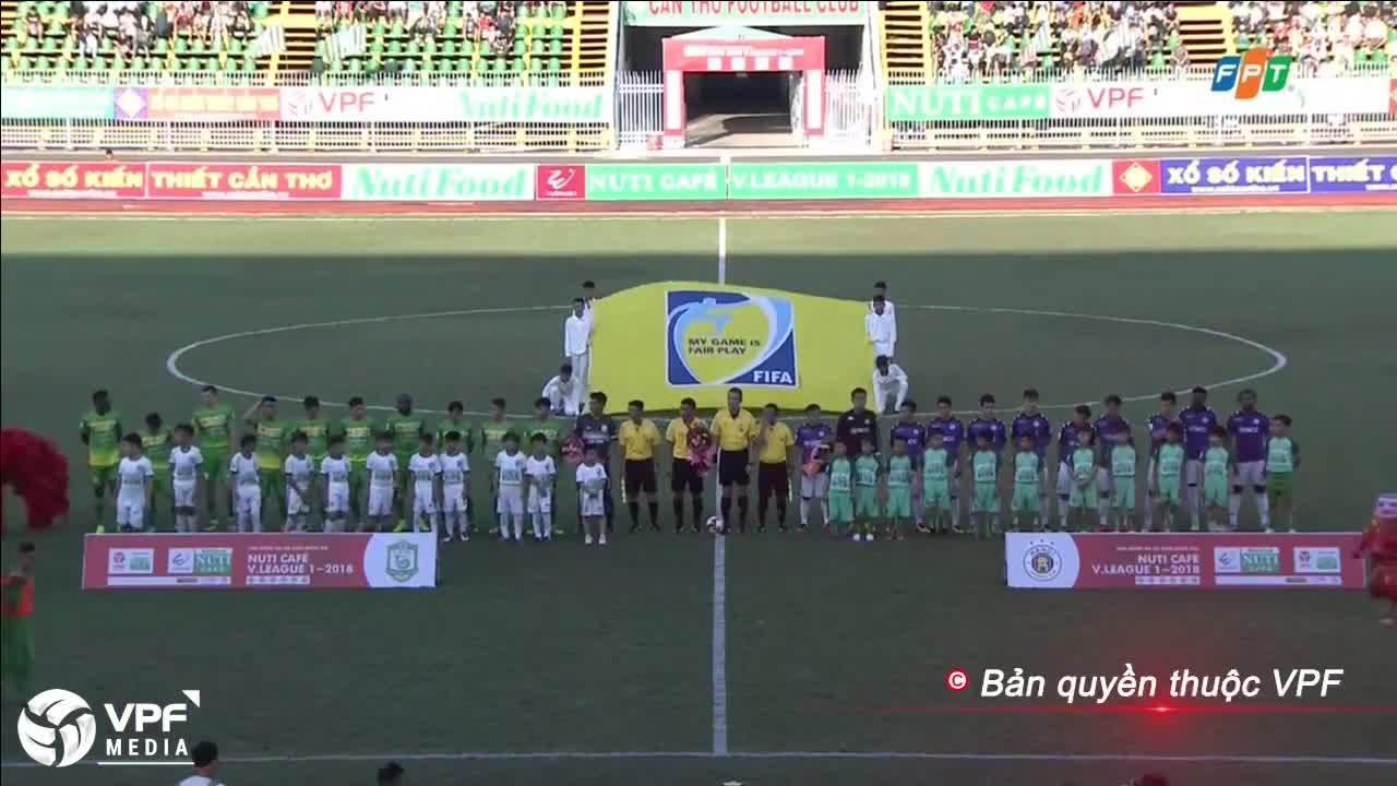 Cần Thơ 0-3 Hà Nội