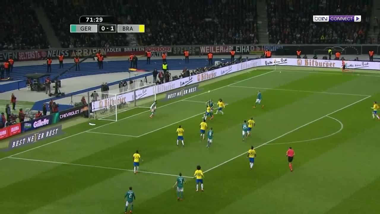 Đức 0-1 Brazil
