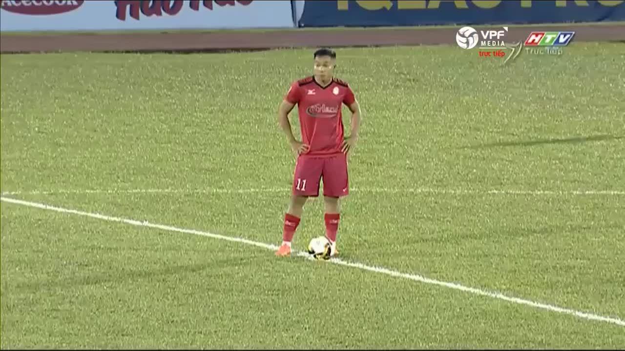 Hồ Chí Minh 1-0 Khánh Hòa