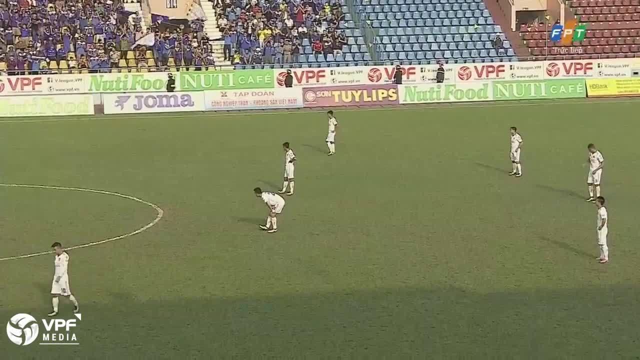 Quảng Ninh 3-0 Quảng Nam