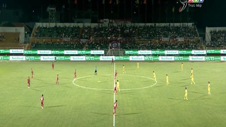 Hồ Chí Minh 0-2 Sông Lam Nghệ An