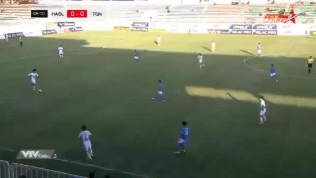 HAGL đè bẹp Quảng Ninh 5-0 ở Cup quốc gia 2018